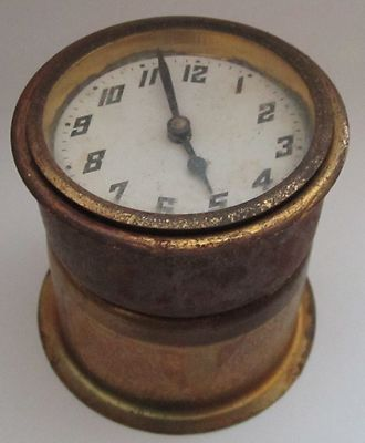 Antique Clock Movement For Ansonia Spelter Style Case Needed