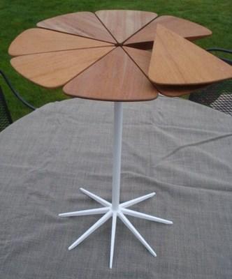 Richard Schultz Petal Side Table for repair Knoll