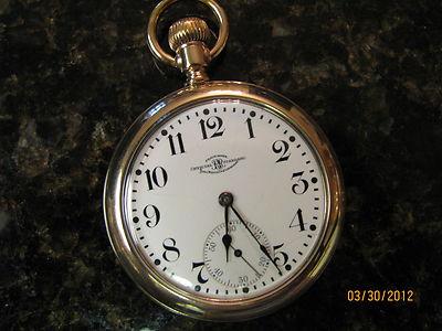 Ball Official Railroad Standard Watch