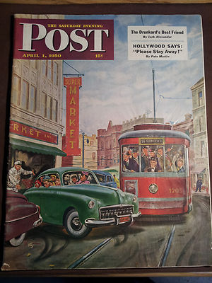 Alcoholics Anonymous 2nd Article  Saturday Evening Post  Jack Alexander 1950