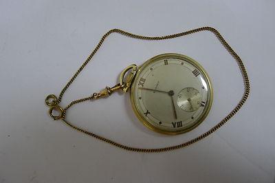 Vintage BANNER Swiss mechanical Pocket watch
