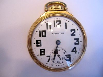 Four Beautiful Antique Pocket Watches 1