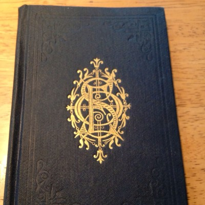 Antique 1925 Ritual Of The Order Of The Eastern Star Book