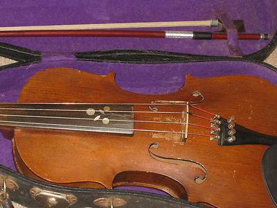 Antique Full Size Hopf Violin