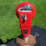 parking meter, Duncan parking meter, antique, Vintage