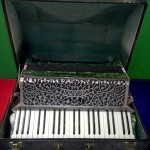 Antique Vintage M. Hohner L'Organola Accordion Beautiful Pre WWII