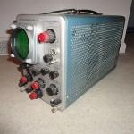 Tektronix Type 310 Oscilloscope Portland Oregon Antique Vintage