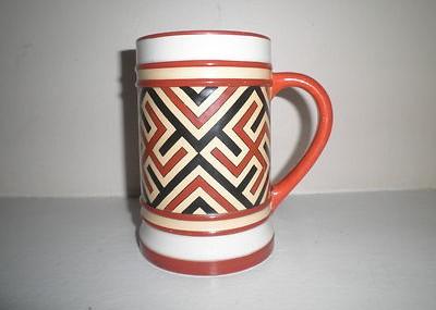 Antique Arabia Of Finland Fennia Stein Jug 1902-20 Vintage