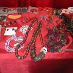 Antique Costume Jewelry 30 Piece