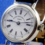 PATEK PHILIPPE & CO GENEVA STERLING SILVER CHRONOMETER  1898