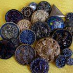 Antique Button Lot