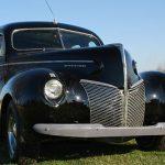Mercury Mercury car antique collectible black great condition no rust rat rod hot rod