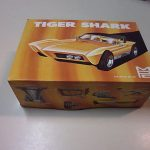 tiger shark  mpc  kit old antique car  model  in box