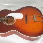 Antique SILVERTONE  Parlor GUITAR Acoustic Music Musical Instrument  F65GM
