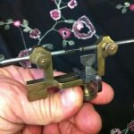 Antique watchmaker clockmaker lathe turns restorer repair centres tool clock