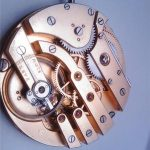 POCKET WATCH PATEK PHILIPPE MOVEMENT FROM 1880s