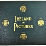 1898 ANTIQUE IRELAND PHOTO ALBUM Dublin PHOTOGRAPHS GUINNESS BREWERY ST. PATRICK