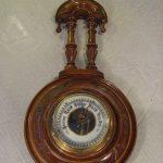 Antique Aneroid Barometer