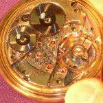 Waltham Side Stem Pocket Watch