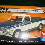 38163  1972 CHEVY HOT TRUCK PICKUP G GUAGE CLASSIC C10 ANTIQUE VINTAGE ()()()(