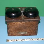 WESTERN ELECTRIC antique telephone RINGER BOX vintage old 1930s phone part