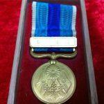 RUSSOJAPANESE WAR MEDAL JAPAN ORDER NAVY ARMY  ORDEN ANTIQUE MEIJI CASE VTG