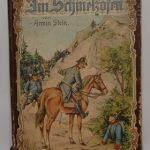 OLD GERMAN ARMIN STEIN STORY BOOK IN FURNACE YOUTH LEIPZIG VTG ANTIQUE VICTORIAN