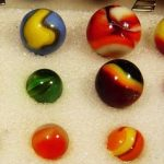 AKRO AGATE 1910 TOO 1920'S VINTAGE BEAUTIFUL UNIQUE  MARBLES HTF
