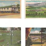 Lot of 22 Antique Military Camps & More Postcards