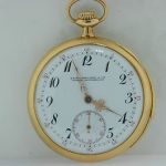 Patek Philippe Minute Repeater 18K Gold Antique Pocket watch 174106 Great Workin