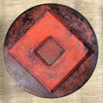 Name Stamp / Wooden Hanko / Logo / Japanese Kanji / Antique