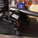 Antique Winchester Model 1898 Signal Cannon, Circa 1950