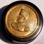 Antique General Napoleon SNUFF BOX Le General Buonaparte Bonaparte ca18041810