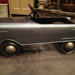 Antique Pedal Car Murray Tooth Grill