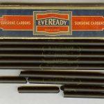 Antique Carbon Rods