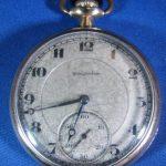 1921 Burlington 21 Jewel Gold Filled Pocket Watch K